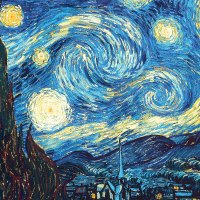 """The Starry Night"""